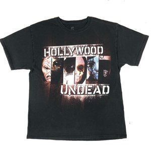 HOLLYWOOD UNDEAD Nu Metal Rap/Rock Double Sided